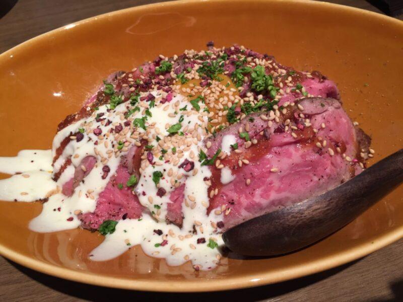 岡山田町イタリアン『カルロッタ』石窯ピザとローストビーフ丼ランチ!