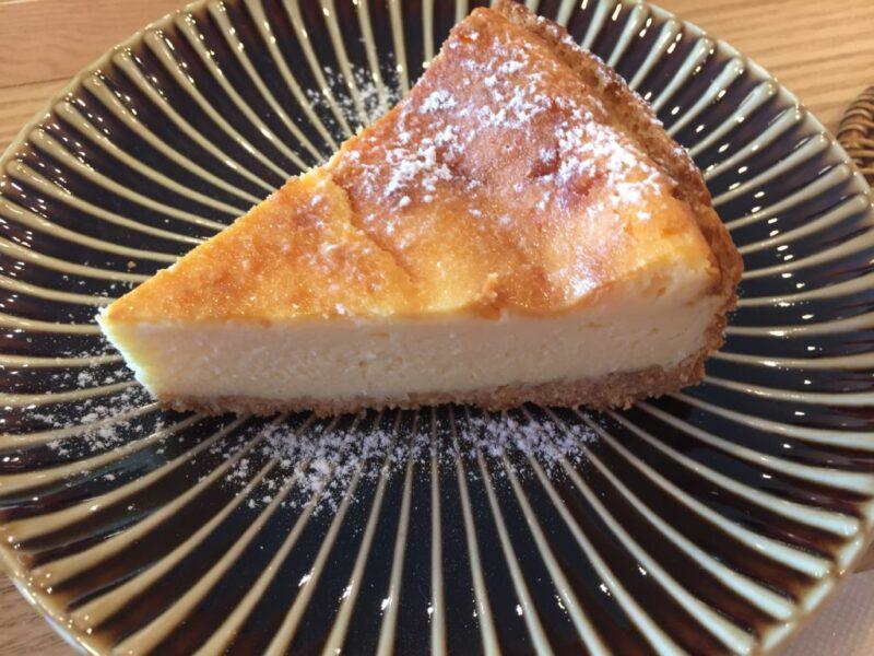 倉敷水江『カフェHaruta(ハルタ)』自家製チーズケーキとアイスチャイティー!