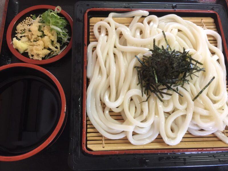 岡山高柳『そば天』蕎麦だけでなくざるうどんも定食も食べられるお店!