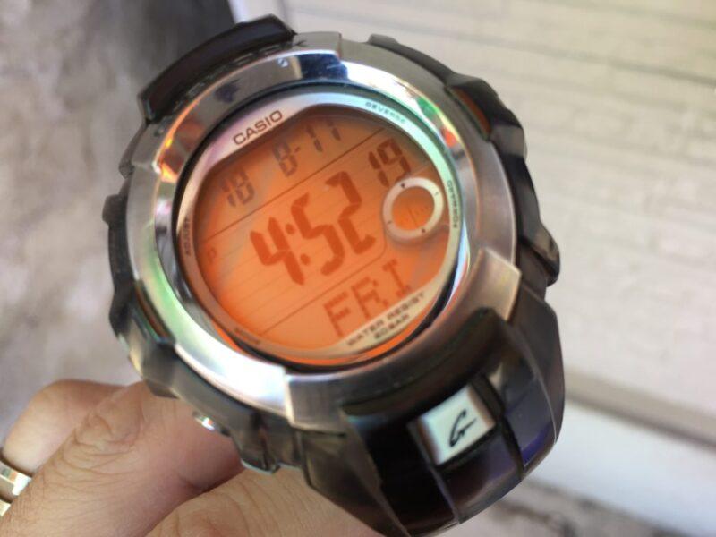 岡山清輝橋『ウォッチ職人』格安500円で腕時計の修理と電池交換!