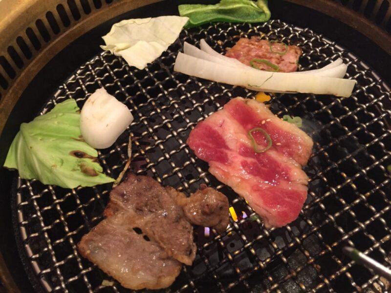 アリオ倉敷『焼肉ぐりぐり家』カルビ&ハラミランチでご飯食べ放題!
