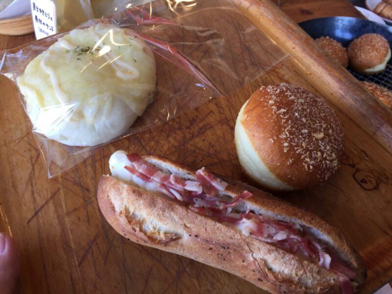 倉敷北浜町『ぱんやたか&さとし』リーズナブルで美味しいパン屋!
