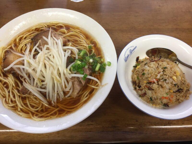 倉敷羽島『萬福食堂』あのガクト様がフツーと大絶賛した特上ラーメン!