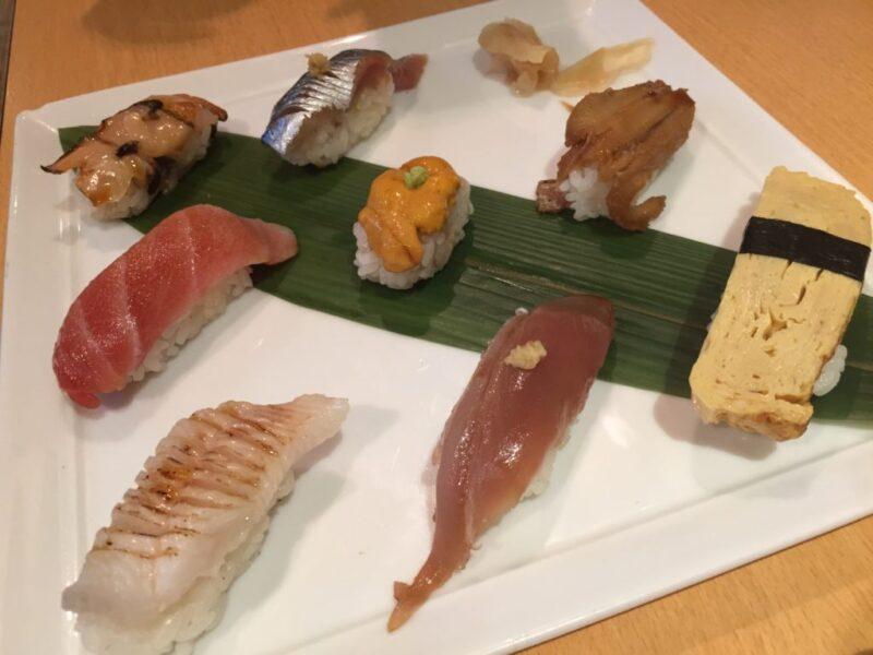 広島堀川町『旬菜すし鮮きずな屋』ランチと野菜寿司が人気の居酒屋!