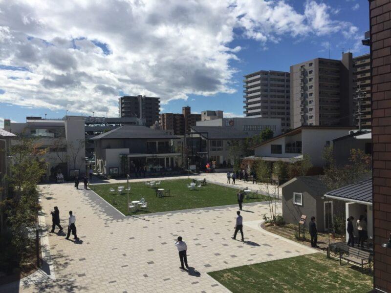 岡山の複合商業施設『問屋町テラス』話題のカフェやうどん屋がオープン!