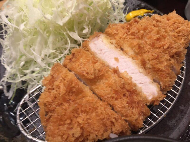 60周年感謝祭でお得『とんかつ和幸』ロースかつ定食とご飯おかわり自由!