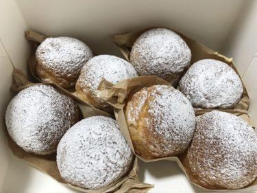 岡山総社ケーキ屋『プティグレーヌ』中身たっぷりシュークリームとプリン!