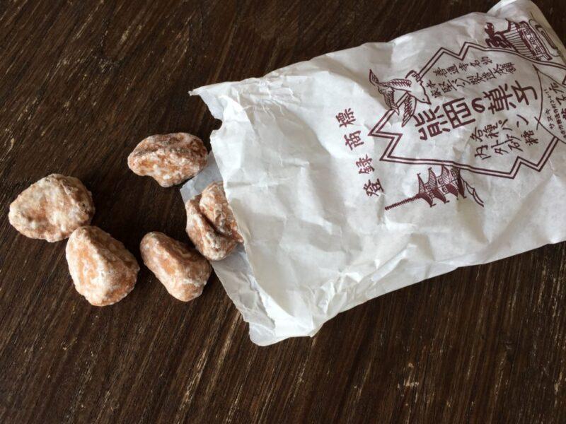 香川善通寺『熊岡菓子店』日清戦争の非常食にもなった石より固い堅パン!