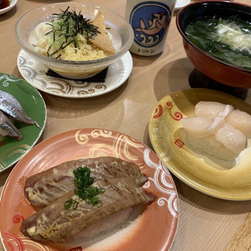 札幌『回転寿司トリトン』北海道の寿司は美味すぎてマジでレベルが違う!