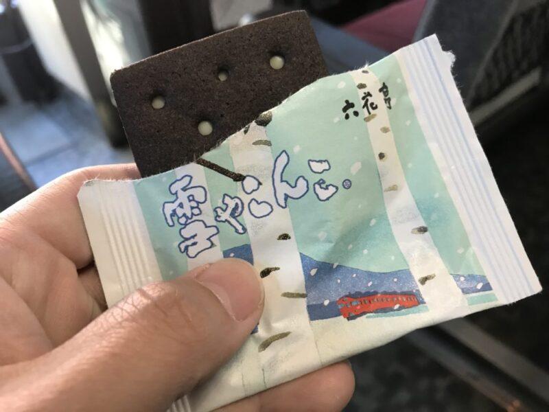 北海道札幌『六花亭円山店』お土産にマルセイバターサンドとカフェ!