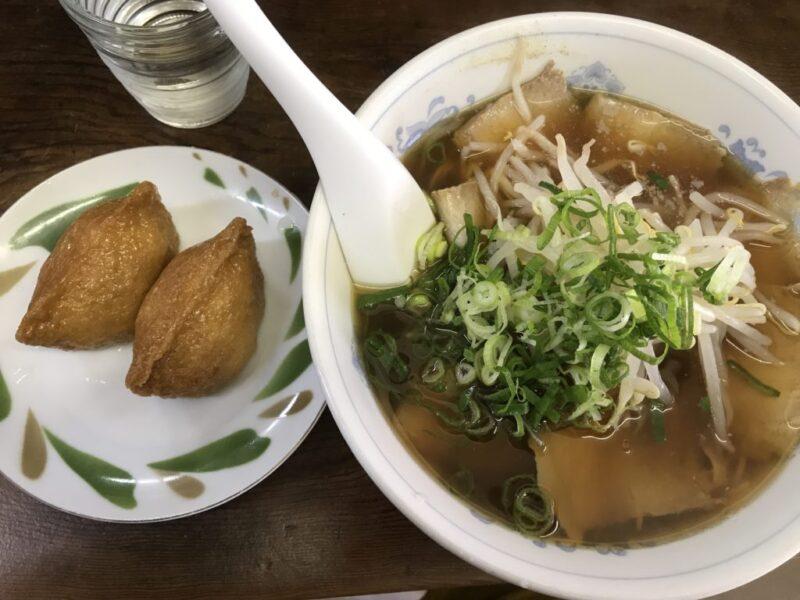 倉敷日ノ出町ラーメン屋『倉敷製麺所』昔ながらの中華そばと食後のコーヒー!