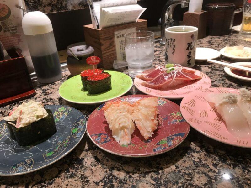 北海道札幌『根室花まる』最長3時間待ちの北海道民オススメ回転寿司!