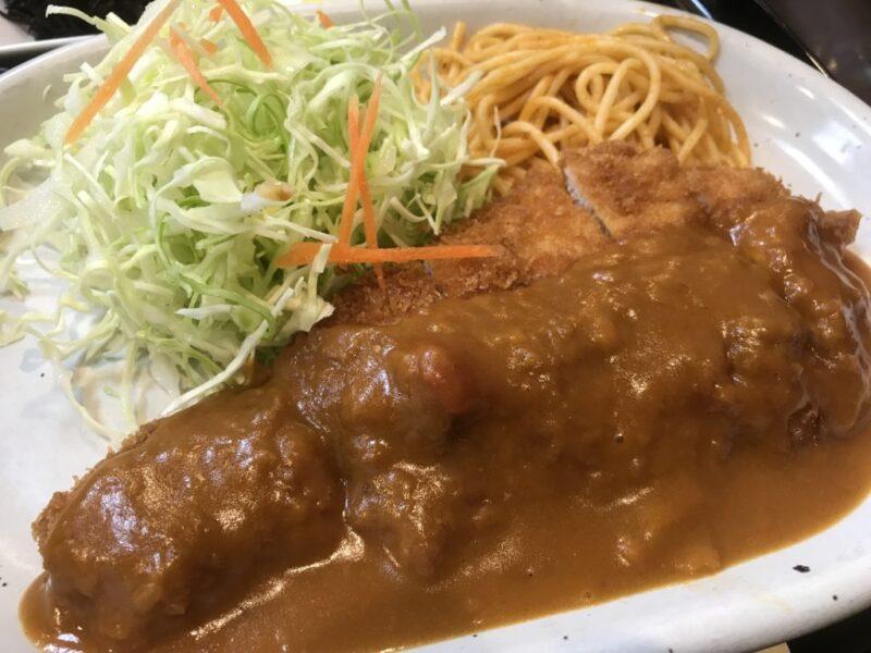 倉敷笹沖『とんかつ椰子』デミグラスソースカツの日替わり定食ランチ!