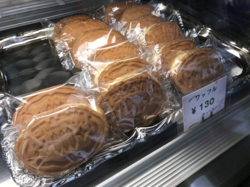 倉敷連島『和洋菓子キューキンドー本店』懐かしいチーズケーキとワッフル!