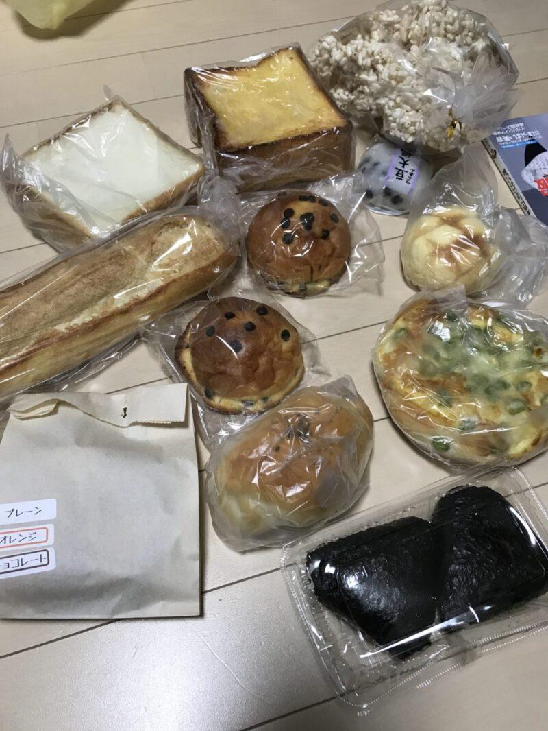 香川ゆめタウン丸亀『パリクロアッサン』使い勝手のいいフジパンのパン屋!