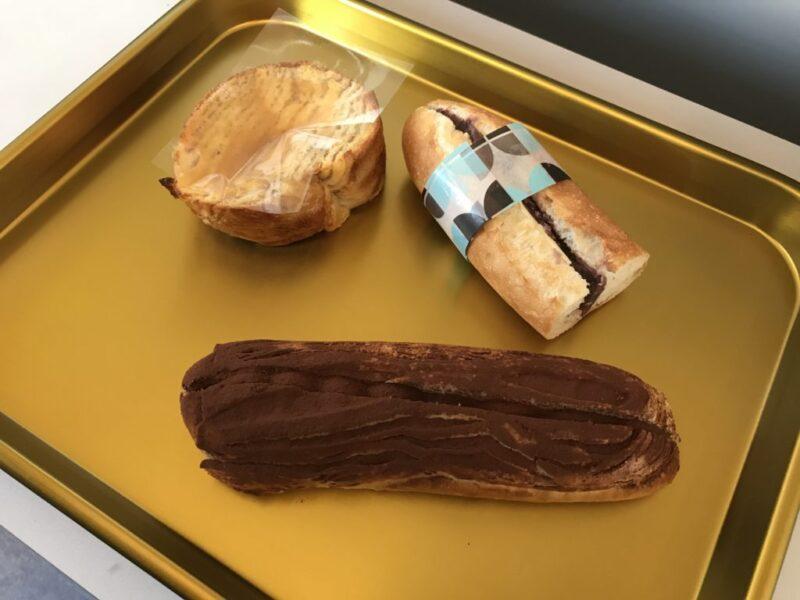 岡山下石井パン屋『Sunny(サニー)』あんバターハーフとフレンチトースト!