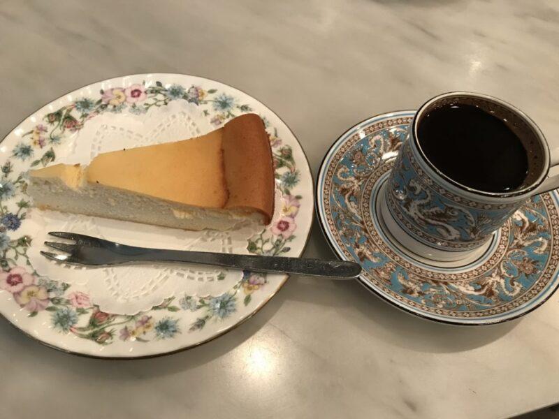 岡山オリエント美術館カフェ『イブリク』アラビックコーヒーとケーキ!