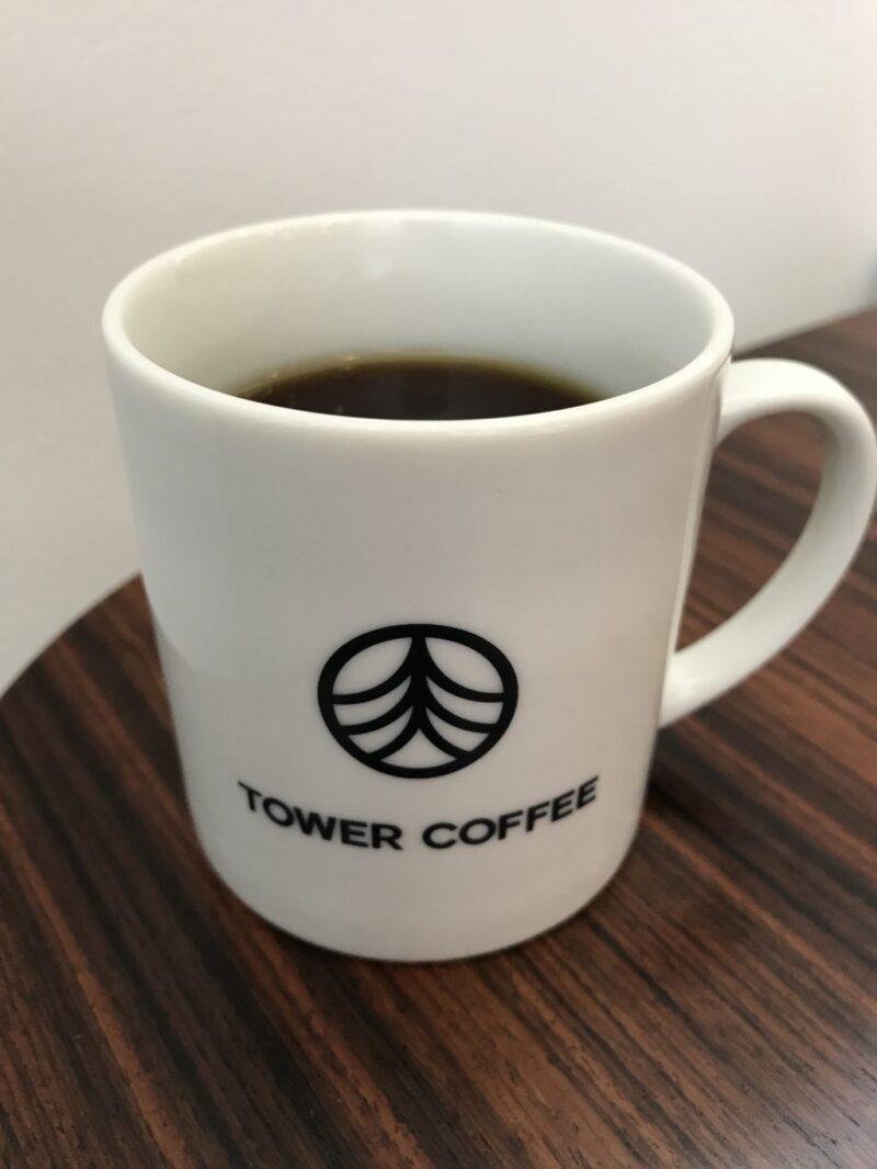 岡山横井上『タワーコーヒー』雑貨屋イールドのオシャレなカフェ!