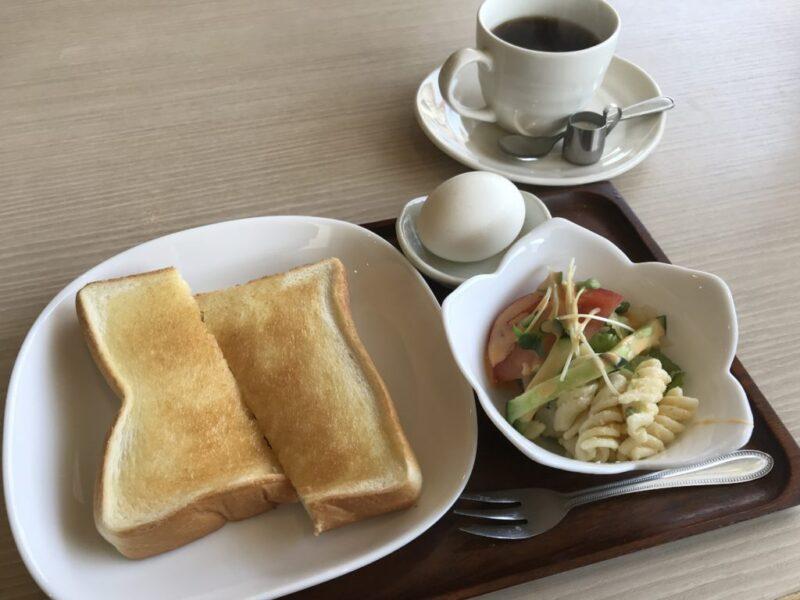倉敷鶴形喫茶店『エリーゼ』朝食モーニングセットと日替わりランチ!