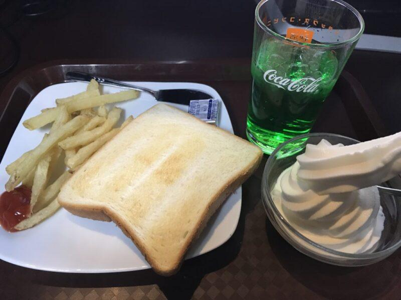 マンガ喫茶『快活クラブ』朝食モーニングが無料でパン食べ放題なのは最強!