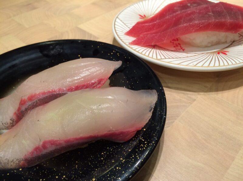 イオン神戸北『海転寿司魚河岸』新鮮なネタが食べられる回転寿司ランチ!