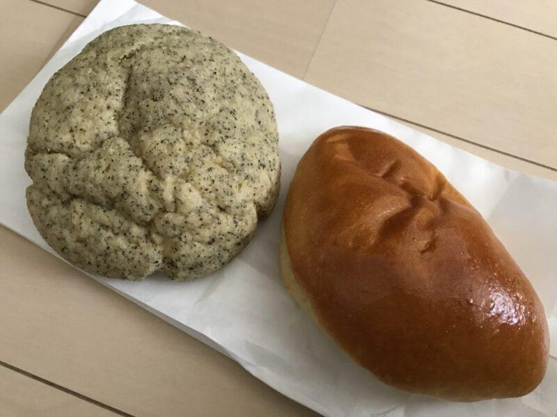 岡山大学病院『ベーカリーNico(にこ)』リエゾンの自家炊きクリームパン!