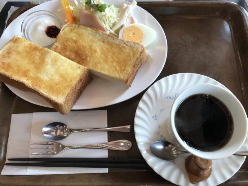 『市庁舎きっさ』倉敷市役所の喫茶店でモーニングと日替わりランチ!