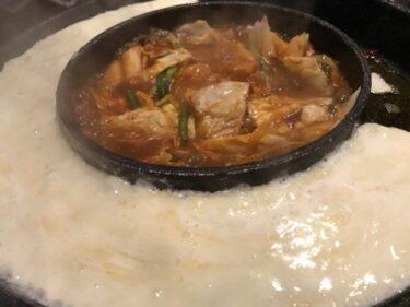 倉敷中庄『コリアン食堂YUPA(ユパ)』チーズタッカルビとサムギョプサル!
