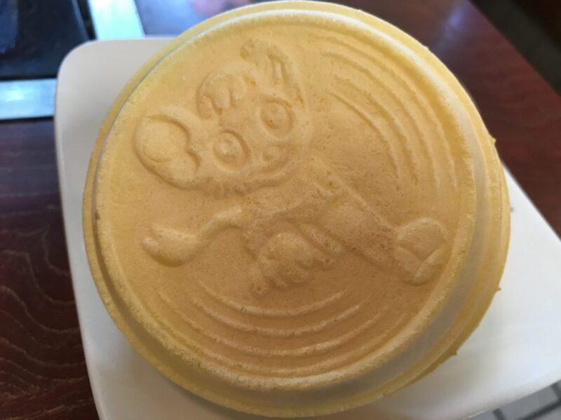 岡山玉野『山下にこにこ庵』皮パリパリのアイスモナカが可愛すぎる!