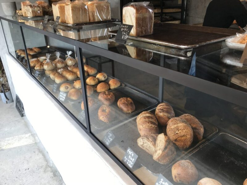 【移転】岡山倉田『アースブレッド』国産小麦と天然酵母使用のパン屋!