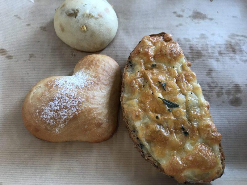 香川丸亀『小麦の風カンパニア』国産小麦と天然酵母のクロックムッシュ!