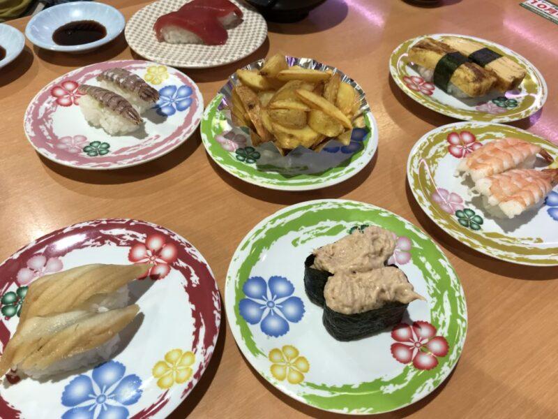 香川宇多津『びんび三昧』お得な海鮮定食と新鮮な回転寿司が食べられる!