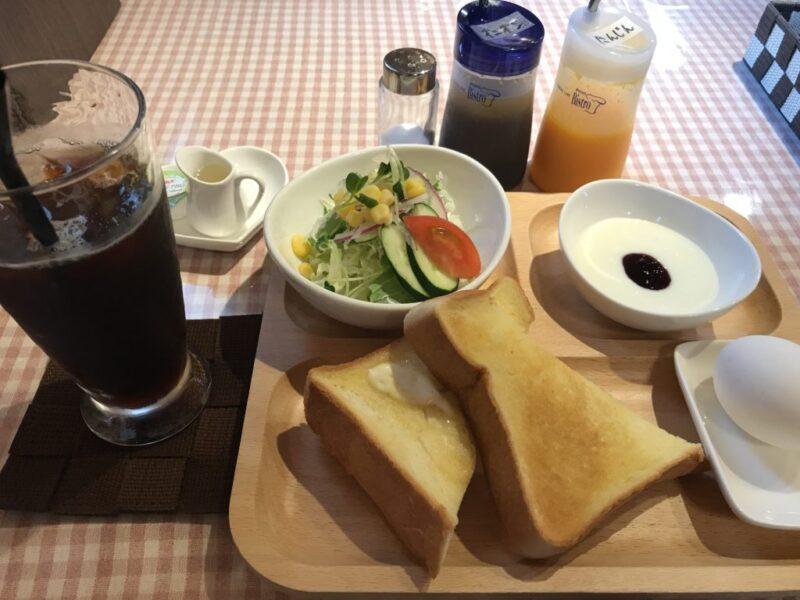 倉敷黒石『カフェシエル(Cafe Ciel)』フレンチシェフの作る朝食モーニング!