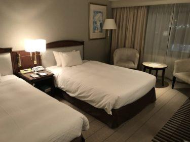 関西空港『ホテル日航』関空から一番近くて便利なホテルで朝食なし前泊!