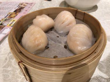 香港尖沙咀『頂好海鮮酒家』本場の点心と海老シュウマイはめちゃ美味しい!