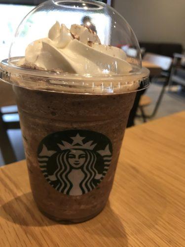 倉敷笹沖『スターバックスコーヒー』ドライブスルーと駐車場があって便利!
