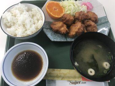 岡山玉野『レストランバイキング』食べ放題じゃない唐揚げ定食と海鮮丼!