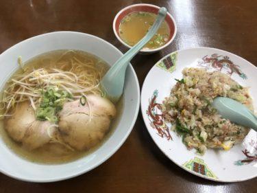 倉敷連島『大龍軒』昔ながらの中華料理店でラーメンとチャーハンランチ!