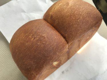 岡山弓之町『食パン専門店岡山はハレの日』ふんわりジャージー牛乳食パン!