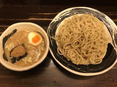 岡山東川原『麺屋べんてん』えびすラーメンの姉妹店で魚粉たっぷりつけ麺!