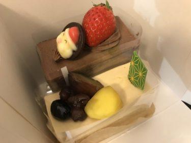 香川宇多津『シェ・モーリー』クリスマスに苺ショートと和三盆ケーキ!