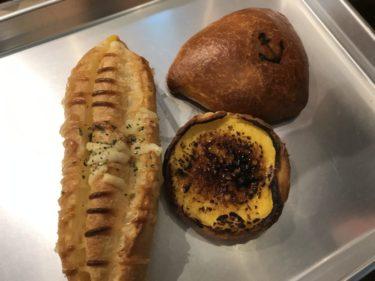 大阪堀江『Pesa(ペサ)』千鳥の世界一うまいクリームパンとチーズドッグ!