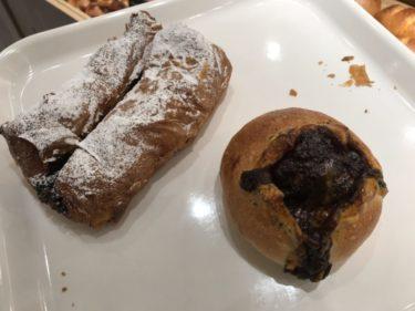 大阪梅田『グランディール京都』塩麴とマスカルポーネチーズの生食パン!
