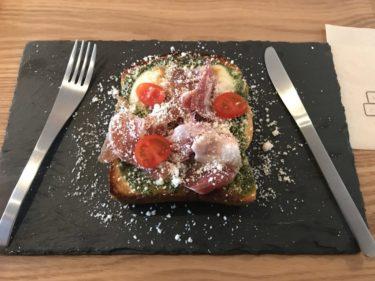 岡山田中『オットブレッド』トースト専門店のカフェで食パンモーニング!