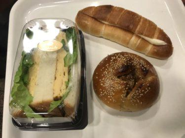 大阪梅田阪急三番街『カスカード』カフェで激ウマ厚焼き玉子サンドイッチ!