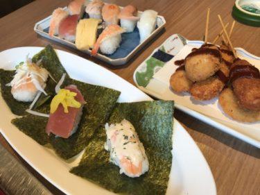岡山青江『しゃぶしゃぶ清水』お寿司に若鶏の唐揚げに串揚げまで食べ放題!