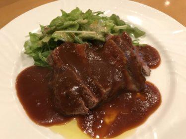 岡山柳町『NobenoBe(ノベノベ)』ステーキと牛タンパスタで肉尽くしランチ!