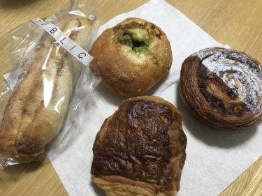 岡山錦町『PUBLIC(パブリック)』フレンチシェフが作るミルクフランスパン!