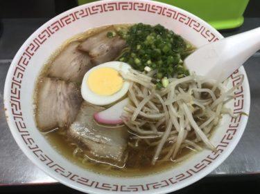 倉敷駅前『又一本店』健康を守るあっさりスープなのに名物激辛ラーメン!