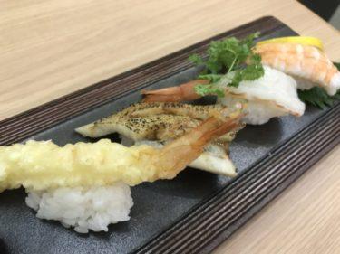 岡山柳町『貫太のすし』回らないマリンポリスで千屋牛や金目鯛の握り寿司!
